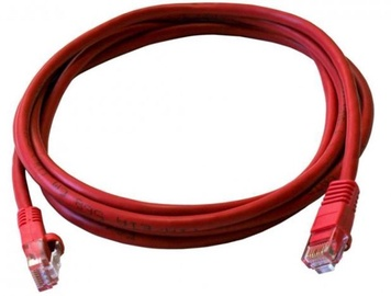 ART CAT 5e UTP Patch Cable Red 1m
