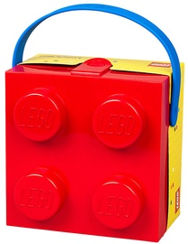 Pārtikas kaste LEGO Lunch Box With Handle Red