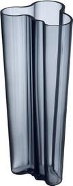 Iittala Alvar Aalto Collection Vase 255mm Rain Gray