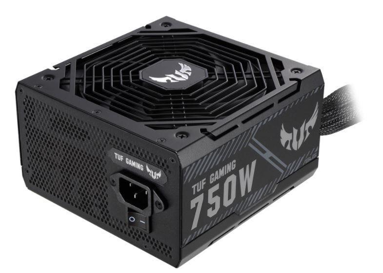 Asus TUF Gaming Power Supply 750W Black