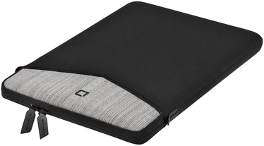 Dicota Code Notebook Sleeve 13 Black/Grey