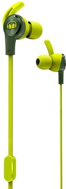 Ausinės Monster iSport Achieve Green