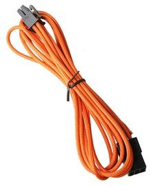 BitFenix 6-Pin PCIe Extension Cable 0.45m Orange/Black