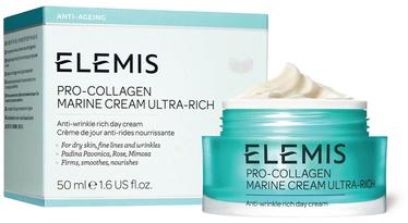 Sejas krēms Elemis Pro-Collagen Marine Ultra Rich, 50 ml