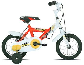 """Vaikiškas dviratis Esperia Mascotte 9900, raudonas, 12"""""""