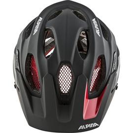 Alpina Sports Carapax 57-62 Black/Red