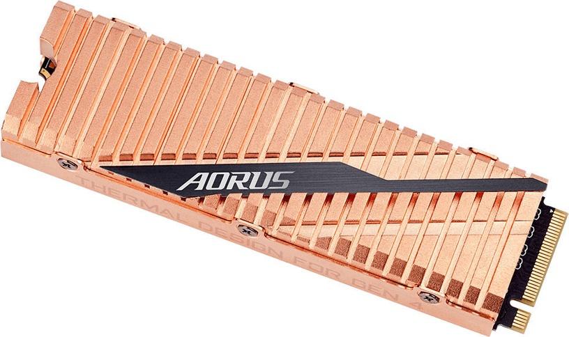 Gigabyte AORUS NVMe Gen4 SSD 500GB