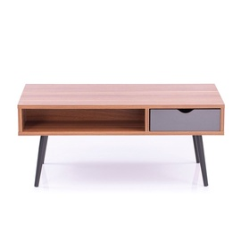 Kohvilaud Homede Mexo Walnut, 1000x500x420 mm