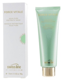 Sejas maska Swiss Line Force Vitale Aqua Pure Enzymatic Mask, 75 ml