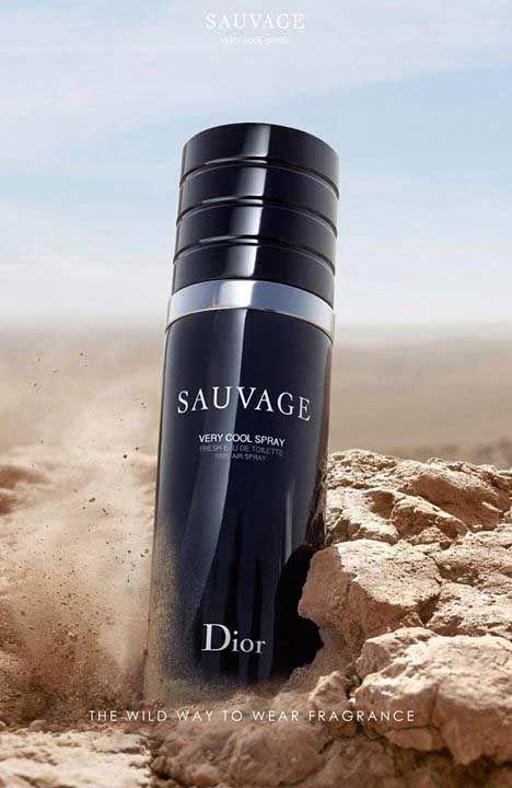 Tualetes ūdens Christian Dior Sauvage Very Cool Spray 100ml EDT