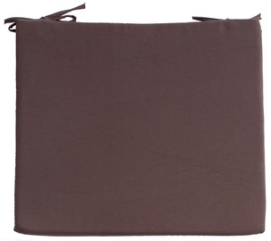 Home4you Frankfury 2 Chair Pad 43x38cm Brown