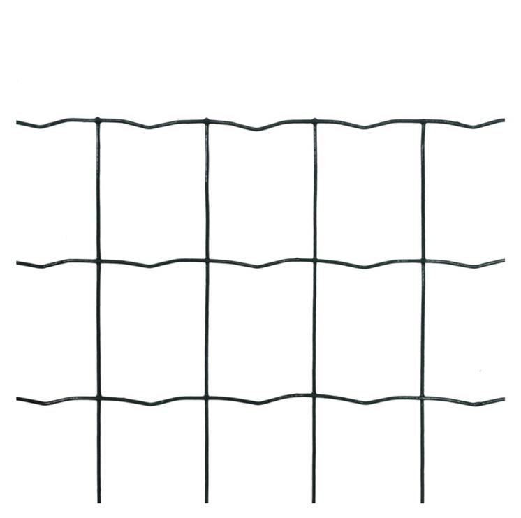 Suvirintas žalias tinklas 2.1 x 100 x 50 x 1200 mm, 25m