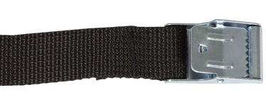 Ortlieb Compression Strap with Metal Buckle 50cm Black