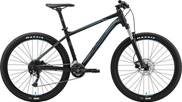 "Merida Big Seven 200 Black/Blue 15""/S 2019"