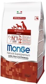 Monge Speciality Line Adult with Lamb Rice and Potatoes 12kg