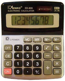 Kenko Calculator KK-800(900)-8