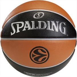 Spalding Euroleague Bastekball TF-500 Indoor/Outdoor 7