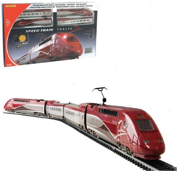 Mehano Train Starter Set TGV Thalys T106