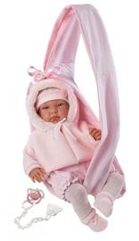 Llorens Doll Newborn Beba In Sling 44cm 84422