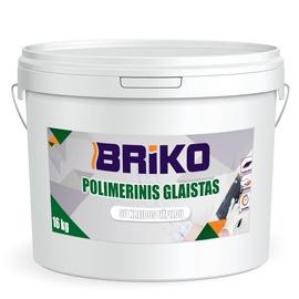 Glaistas Briko, su kreidos užpildu, balta, 16 kg