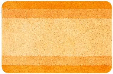 Spirella Balance Bathroom Rug Orange