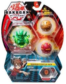 Spin Master Battle Planet Bakugan Starter Pack Ventus Krakelios