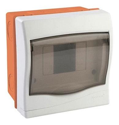 Modulinis skydas Mutlusan Meksbox 4 modulių, potinkinis, IP40