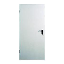Plieninės vidaus durys Hormann RAL9016, 204x87.5 cm