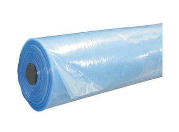 Stabilizēta polietilēna plēve, 6x120m, zila