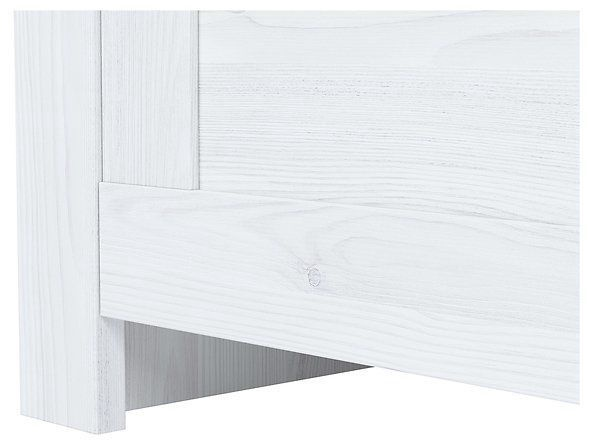 Chest Of Drawers.Black Red White Antwerpen Chest Of Drawers 40x203x100 5cm White