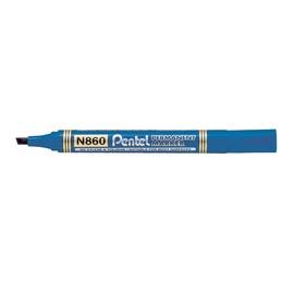 Marker N860 lõigatud ots sinine 1,8/4,5mm Pentel