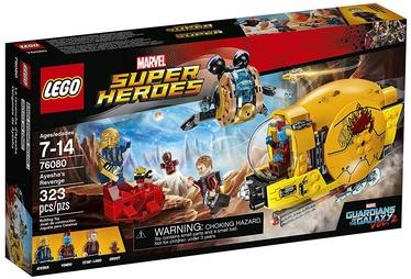 Конструктор LEGO Super Heroes Ayesha's Revenge 76080, 323 шт.