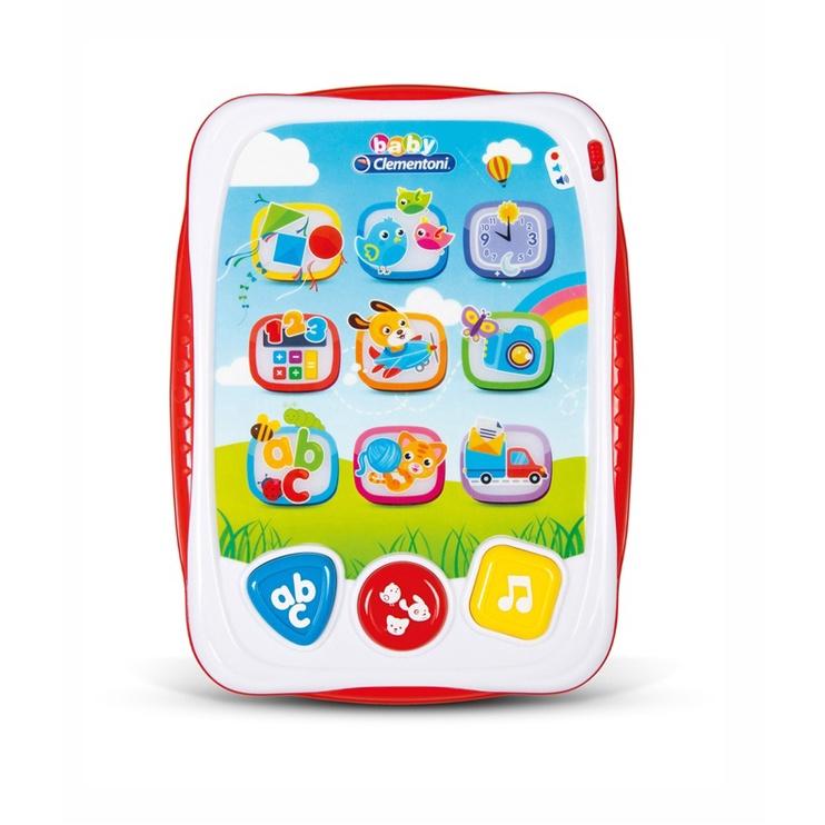 Interaktyvus žaislas Clementoni My First Tablet, LV/LT