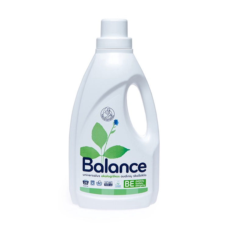 Skystas skalbiklis Balance Eco, 1.5 l