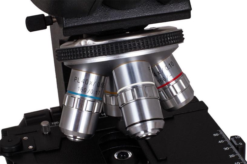Mikroskoop Levenhuk 850B