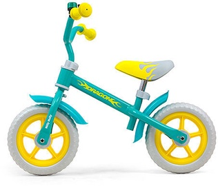 Milly Mally DRAGON Balance Bike Mint