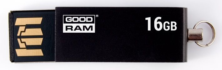 Goodram CUBE 16GB UCU2 USB 2.0 Black