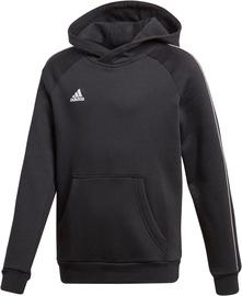 Adidas Core 18 Hoodie JR CE9069 Black 128cm