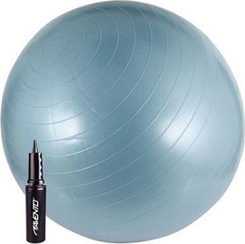 Avento Sport Anti Burst Gym Ball 65cm Gray+ Pump
