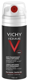 Vichy Homme Triple Difusion Anti Perspirant 150ml