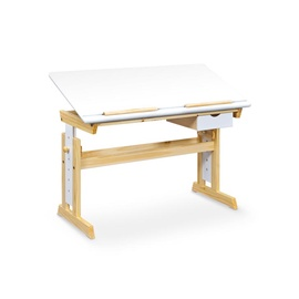Reguliuojamo aukščio stalas Anas, 109 x 55 x 62 - 88 cm