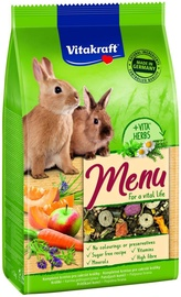 Vitakraft Menu Vital Food For Rabbits 1kg