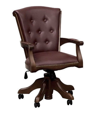 Black Red White Bawaria Dfot Office Chair Walnut