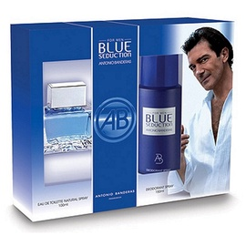 Smarž Antonio Banderas Blue Seduction 250 ml EDT