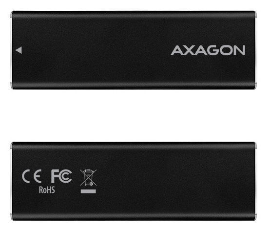 Axagon EEM2-U3 USB3.0 SATA M.2 Box