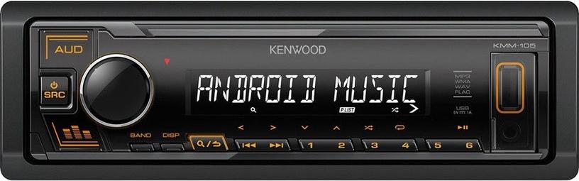 Kenwood KMM-105AY