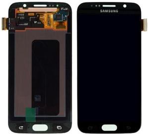 Samsung Galaxy S6 Black LCD Screen