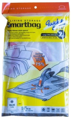 Lock&Lock Vacuum Bag 2PCS Smartbag Large 70x90cm