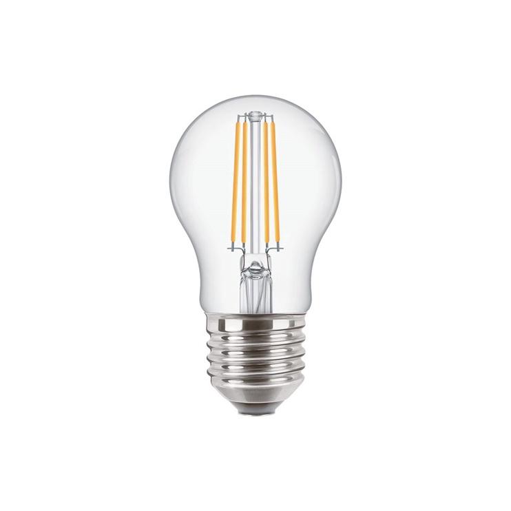 SPULDZE LED FIL P45 4W E27 WW CL ND 470L (STANDART)