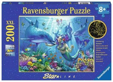Puzle Ravensburger Star Line Underwater Paradise, 200 gab.